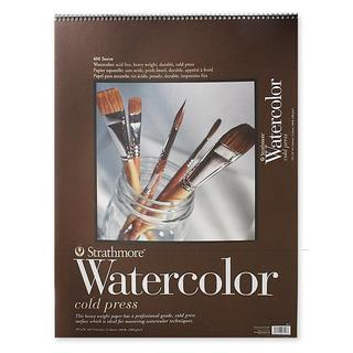 Strathmore 18-inch x 24-inch 400 Series Watercolor Pad