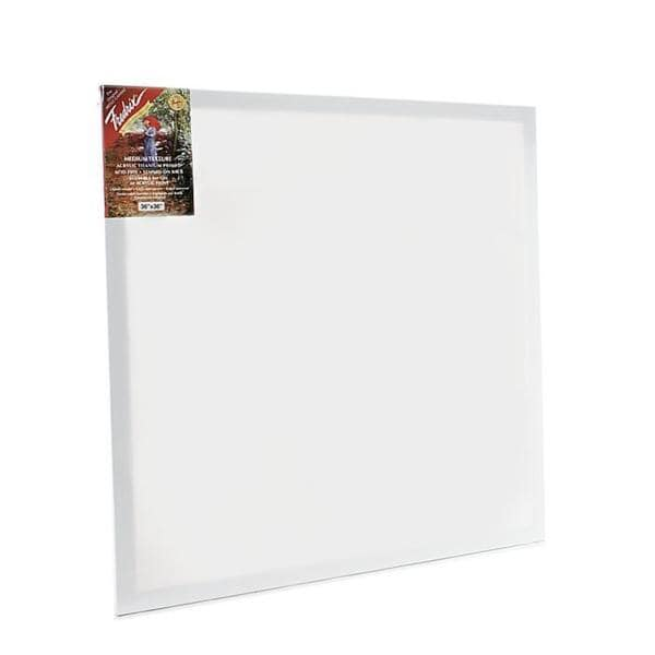 Fredrix 36-inch x 36-inch Red Label Pre-stretched Canvas