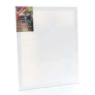 Fredrix 24-inch x 30-inch Red Label Pre-stretched Blank Canvas
