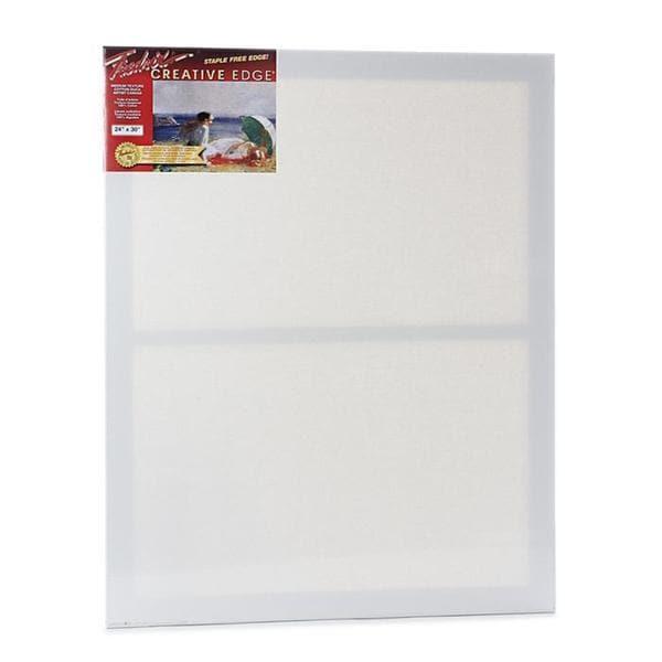Fredrix 24 x 30-inch Creative Edge Pre-stretched Canvas