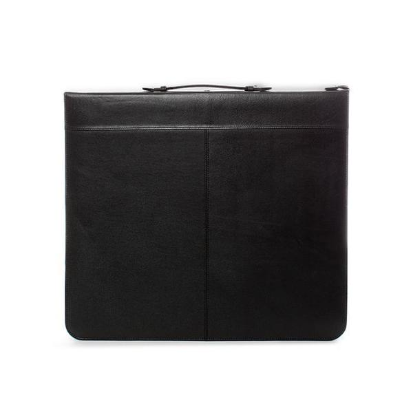 Global Art 14-inch x 17-inch Classic Leather Presentation Case