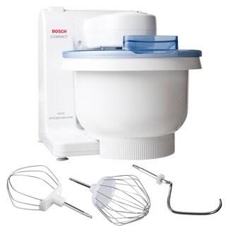 Bosch MUM4405 Compact Tilt-head 400 watt, 4-Quart Stand Mixer with Pouring Shield