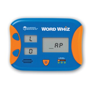Learning Resources Word Whiz Electronic Flash Card Game