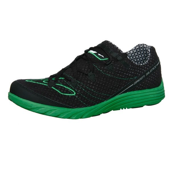 Shop Brooks Men's 'Green Silence' Recycled Sustainable