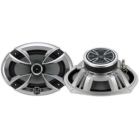 BrandX 6'' X 9'' Point Source 400 Watts Coaxial Speaker System