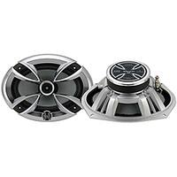 BrandX 6'' X 9'' Point Source 400 Watts Coaxial Speaker System