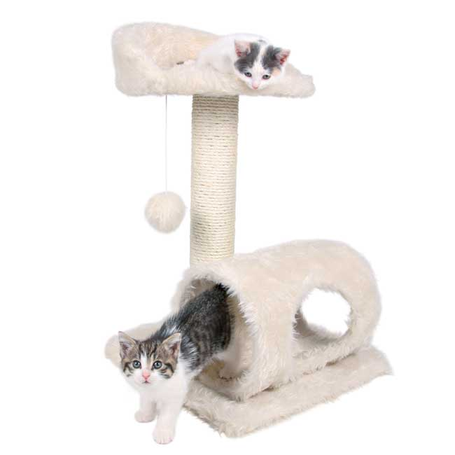 Trixie Sarria Kitten Tree