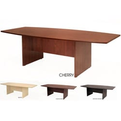 Boat Shaped 95-inch Conference Table