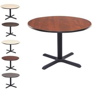 Regency Lunchroom 36-inch Round Table