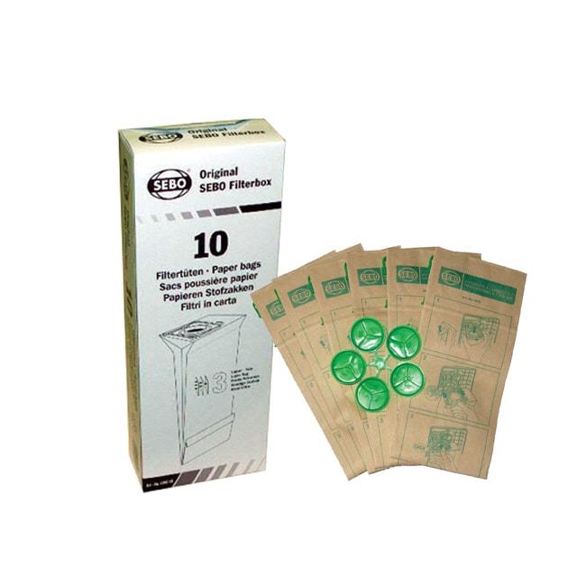 X, C, G, 370 Series Vacuum Filter Bags (Pack of 10)