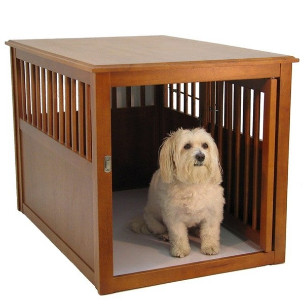 Crown Large Pet Crate Table / Crate