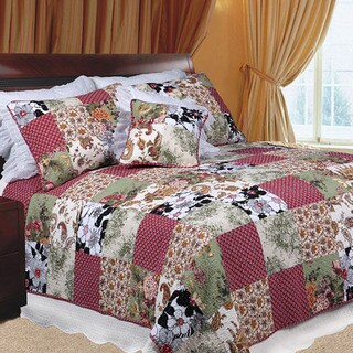 Julie's Garden Quilt Set