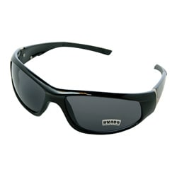 Men's Black Sport Sunglasses