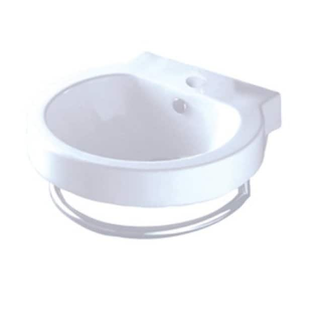 Vitreous China Wall-mount Vessel Sink