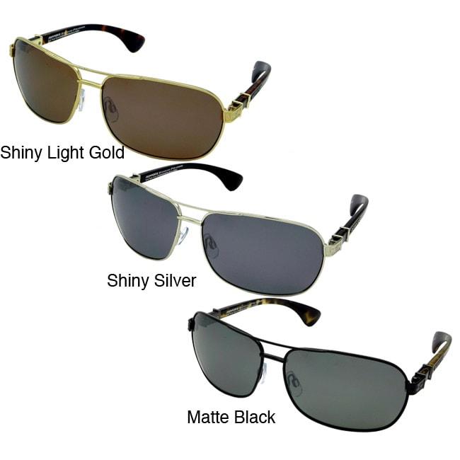 Pepper's Men's 'Embassy' Polarized Sunglasses