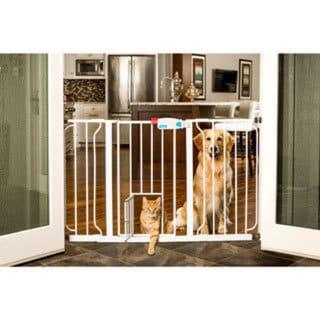 Carlson Super Wide Walk Through Pet Gate