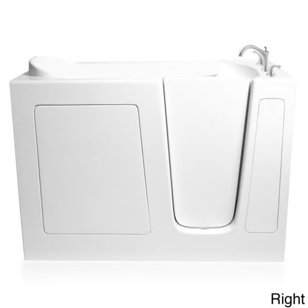 3048 Dual Series Walk-in Bathtub