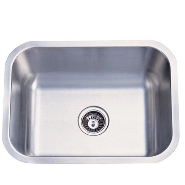 Stainless Steel 23-inch Undermount Kitchen Sink