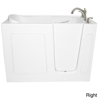 3052 Dual Series Walk-in Bathtub (2 options available)