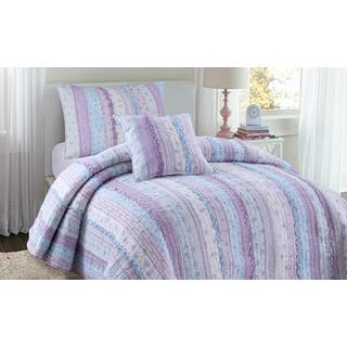 Purple Quilts & Coverlets For Less | Overstock.com : blue and purple quilt - Adamdwight.com
