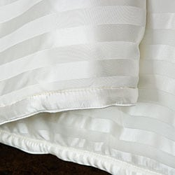 Pure Mulberry Silk Striped Jacquard Comforter - Thumbnail 2