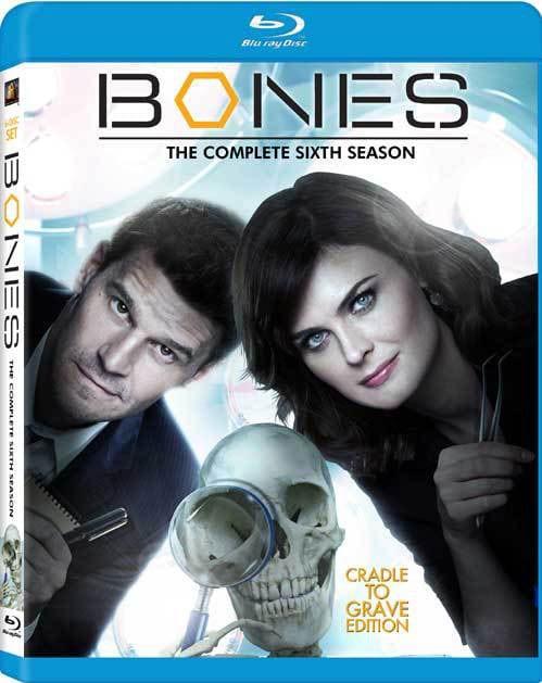Bones Season 6 (Blu-ray Disc)