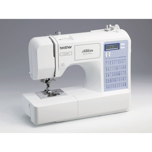 Shop Brother CS40PRW Project Runway Computerized Sewing Machine New Brother Cs5055 Project Runway Computerized Sewing Machine