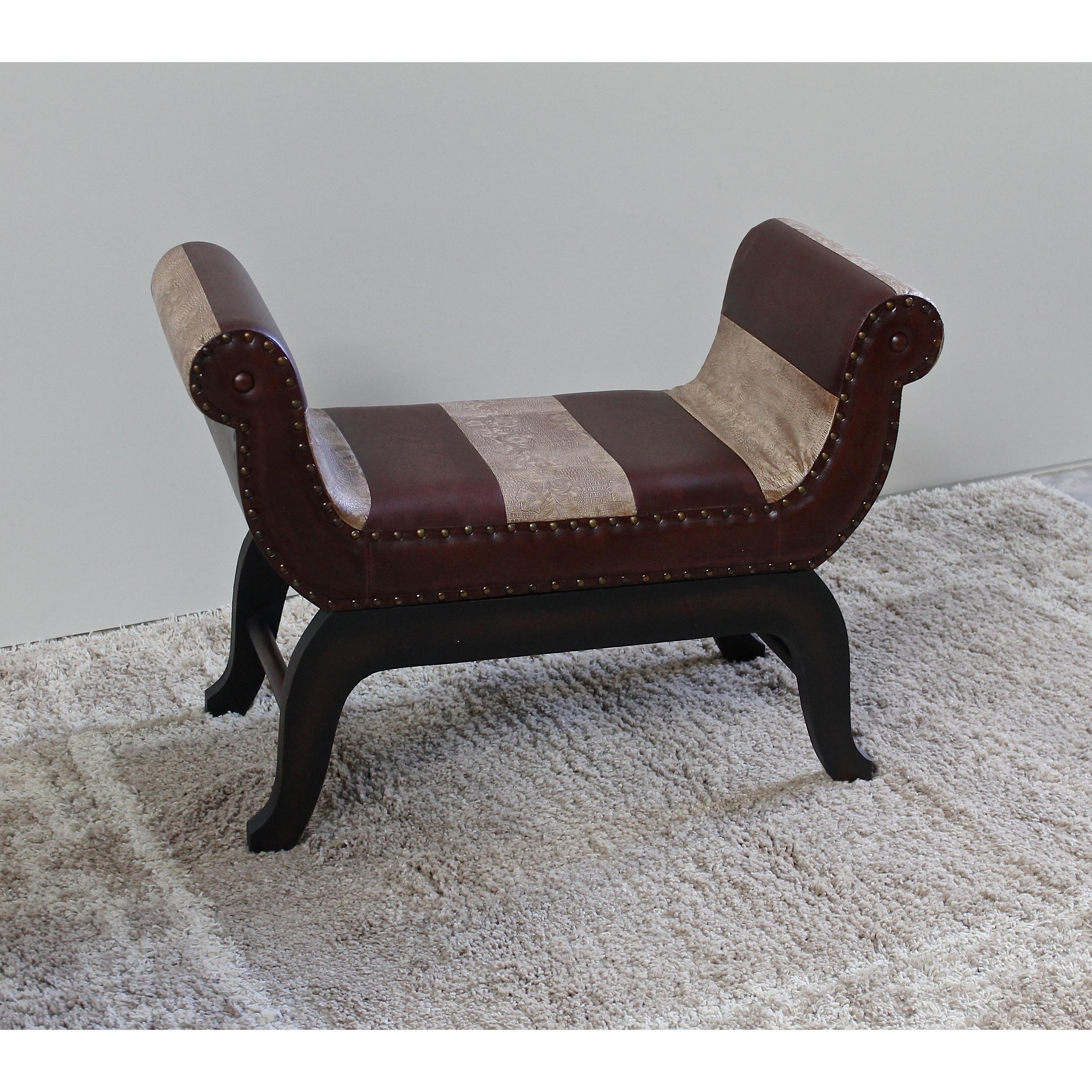 Swell International Caravan Carmel Indoor Vanity Bench Alphanode Cool Chair Designs And Ideas Alphanodeonline