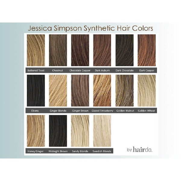 Shop Jessica Simpson And Ken Paves Hairdo 20 Inch Hair Extension