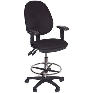 Martin Universal Design Grandeur Manager's Drafting Height Chair