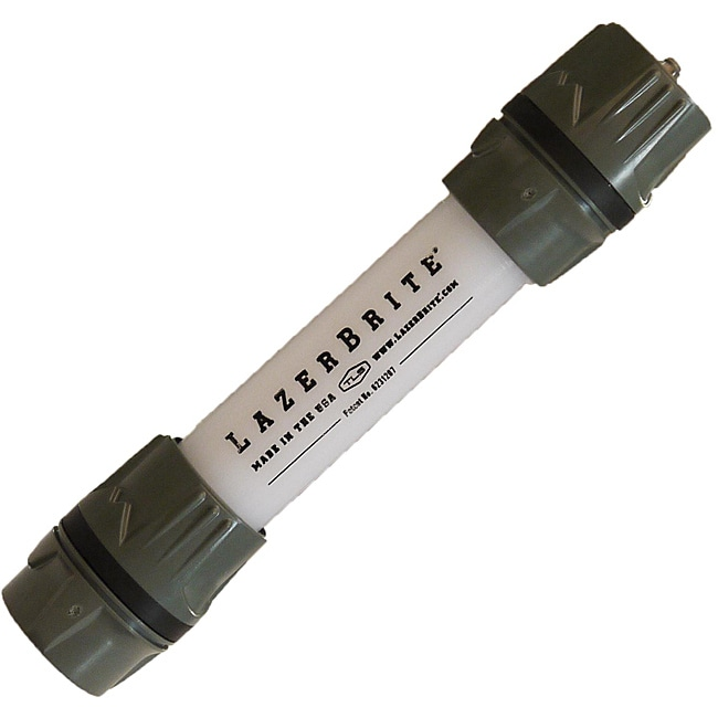 Lazerbrite Multi-Lux Infrared and Infrared Flashlight