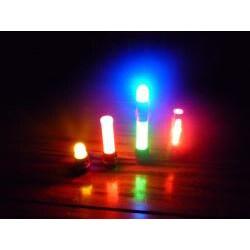 Lazerbrite White and White Single-mode Six-inch Flashlight/Chem Light - Thumbnail 2