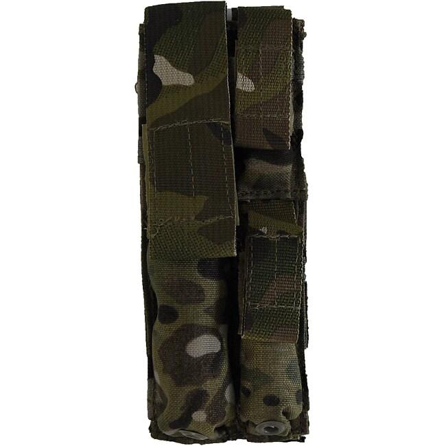 LazerBrite Multi-camouflage Molle-compatible Cloth Tactical Pouch