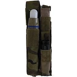 Lazerbrite Multi Camo Tactical Pouch Kit