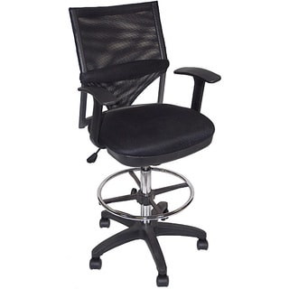 Martin Universal Design Comfort Mesh Drafting Height Chair