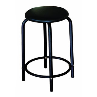 Martin Universal Design Ashley Black Studio Stool