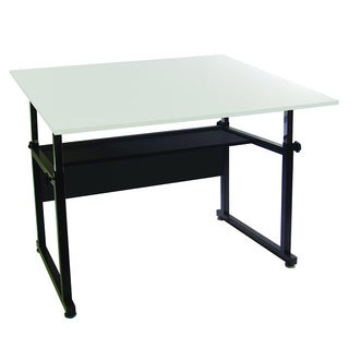 Martin Universal Designs Ridgeline Adjustable Drafting and Hobby Craft Table