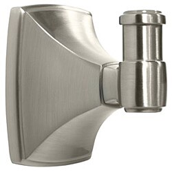 Amerock Clarendon Satin Nickel Robe Hook
