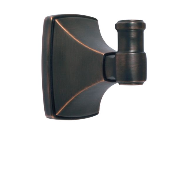 Amerock Clarendon Oil Rubbed Bronze Robe Hook - Thumbnail 0