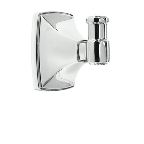 Amerock Clarendon Chrome Robe Hook