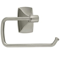 Amerock Clarendon Satin Nickel Bath Tissue Holder