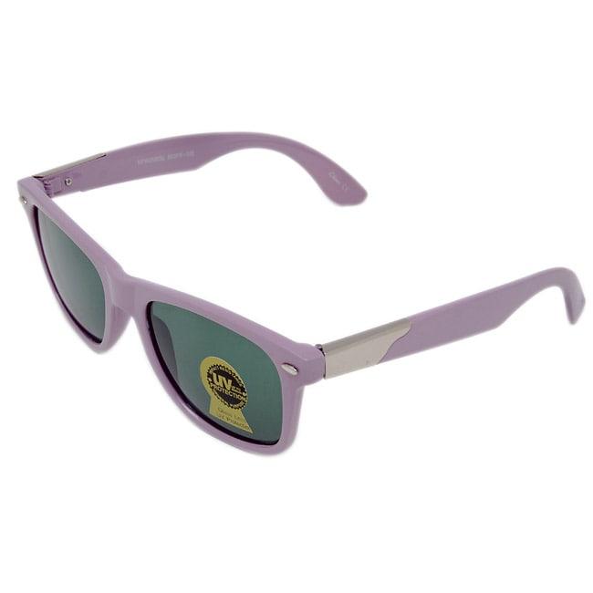 Unisex Women's Fashion Lavender Sunglasses