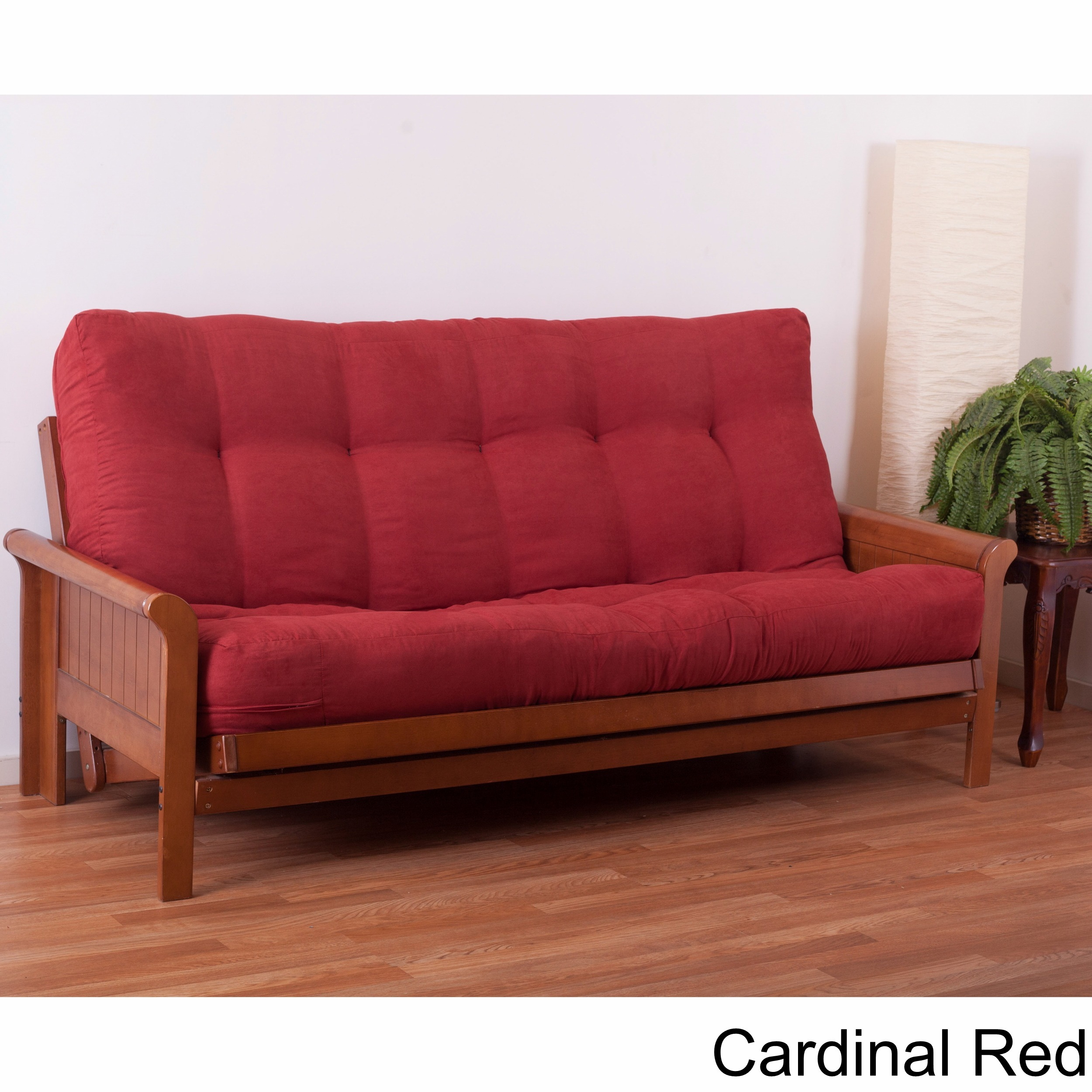Red Futons Online At Com Our Best Living Room Furniture Deals