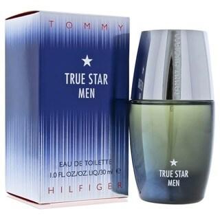 Tommy Hilfiger True Star Men's 1-ounce Eau de Toilette Spray