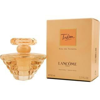 Lancome 'Tresor' Women's 1.7-ounce Eau De Toilette Spray