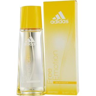 Adidas Free Emotion Women's 1.7-ounce Eau de Toilette Spray