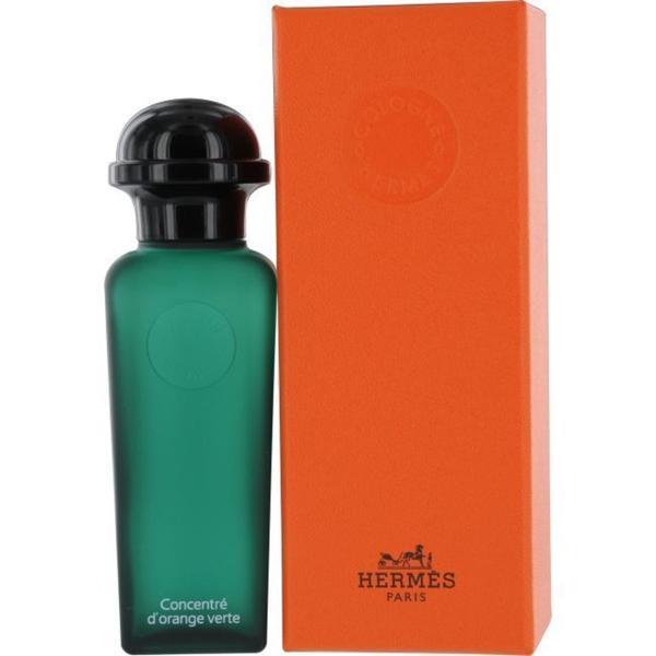 Hermes Dorange Vert Concentre Men's 1.6-ounce Eau de Toilette Refillable Spray