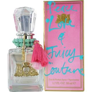 Peace Love & Juicy Couture Women's 1.7-ounce Eau de Parfum Spray
