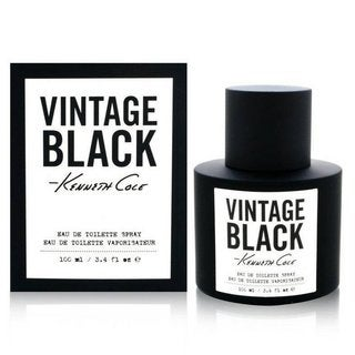 Kenneth Cole Vintage Black for Men 3.4-ounce Eau de Toilette Spray