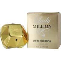 Paco Rabanne Lady Million Women's 2.7-ounce Eau de Parfum Spray